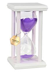 cheap -Hourglass Hourglass Wood Glass Unisex Gift