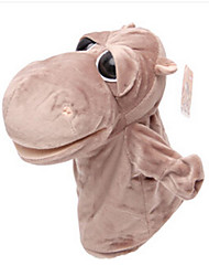 cheap -Finger Puppets Stuffed Toy Toys Horse Cow Hippo Deer Animals Cotton Cloth Children's Adults' Pieces