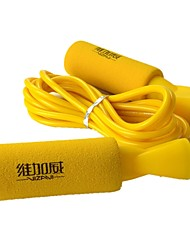Jump Rope/Skipping Rope Exercise & Fitness Jumping Durable Help to lose weight Plastics-