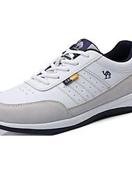 Running Shoes Camel Men's Light Breathable Comfort Fashion Leisure Sport  Color Blue/White