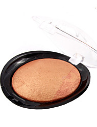 cheap Blush-6 Powder Blush Dry Pressed powder Natural Face China