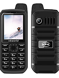 cheap -vkworld V3 PLUS 2.4 inch Cell Phone ( 32MB + Other 0.3 MP Other 3000 mAh )