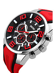 Men's Sport Watch Dress Watch Smart Watch Fashion Watch Wrist watch Unique Creative Watch Digital Watch Chinese Digital Calendar / date /