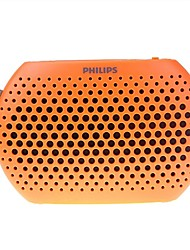 cheap -PHILIPS SBM100ORG FM Portable Radio FM Radio / Built in out Speaker SD Card World Receiver Gray / Yellow