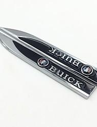 Автомобильная ручка для металлических автомобильных наклеек из сплава цинка