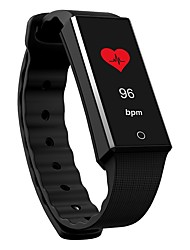 cheap -Smart Bracelet YYZ4 for iOS / Android / IPhone Touch Screen / Heart Rate Monitor / Water Resistant / Water Proof Pulse Tracker /