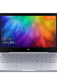 xiaomi laptop notebook air13 sensor de impressão digital 13.3 polegadas intel i5-7200u 8gb ddr4 256gb pcie ssd windows10 mx150 2gb