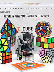 cheap -Rubik's Cube Pyramid Mirror Cube Smooth Speed Cube Magic Cube Stress Relievers Puzzle Cube Plastics Rectangular Square Gift