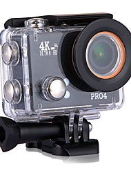 cheap -12MP 4K FHD 1080P 2 WIFI Sports Action Camera Aerial Camera High Frame Rate Motion DV Waterproof 45 Meters Diving Camera
