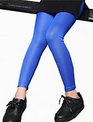 Pantaloni Da ragazza Cotone Con ricami Autunno Per tutte le stagioni