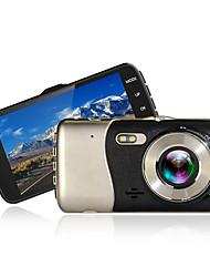 l1000 1080p 160 Degrés DVR de voiture 4 pouces Dash Cam Wi-Fi Vision nocturne G-Sensor Mode Parking Détection de Mouvement Enregistrement