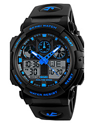 cheap -Men's Quartz Digital Digital Watch Wrist Watch Smartwatch Military Watch Sport Watch Chinese Calendar / date / day Chronograph Large Dial