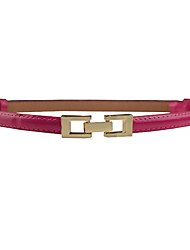 cheap -Ladies Fashion Casual Sexy Dress Belt