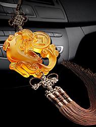 DIY Automotive Interior Ornaments Pendant Brave Troops Car Pendant & Ornaments Coloured Glaze