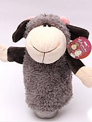 Недорогие -Пальцевые куклы Лошадь Овечья шерсть Cow Бегемот Олень Животные Хлопковая ткань Детские Взрослые Подарок