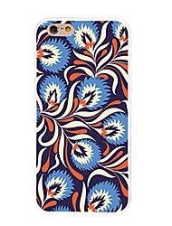 billige -Taske til iphone 7 6 blomst tpu blødt ultra-tyndt bagside cover cover iphone 7 plus 6 6s plus se 5s 5 5c 4s 4