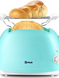 Недорогие -Хлебопечки Тостер Необычные гаджеты для кухни 220.0 Индикатор питания Легкость Низкая вибрация Таймер Легкий и удобный маскировка Милые