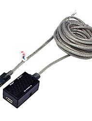 economico -USB 2.0 Prolunga, USB 2.0 to USB 2.0 Prolunga Maschio/femmina 5.0m (16ft)
