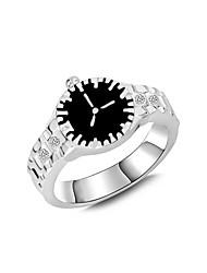El nuevo anillo de reloj creativo