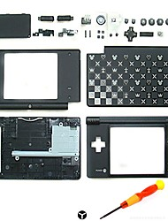 cheap -New Full Housing Cover Case Replacement Shell For Nintendo DS Lite DSL NDSL