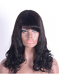 cheap -Human Hair Capless Wigs Human Hair Classic High Quality Machine Made Wig Daily