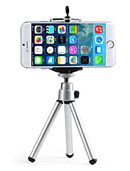 Aluminium alloy 14 1 sections Universal Smartphone Tripod