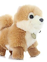 Недорогие -Собаки Животный принт Мягкие и плюшевые игрушки Подушки 100% хлопок Ручная работа как живой моделирование Подростки Подарок