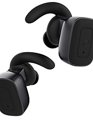 cheap -Q5 True Wireless Earbuds Bluetooth Headphones with Mic Hands-free Calls Lightweight Stereo Sweatproof Earphones for Sport and Business