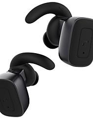 preiswerte -Q5 echte drahtlose Ohrhörer bluetooth Kopfhörer mit mic Freisprechungen leichte Stereo Schweißsichere Kopfhörer für Sport und Geschäft