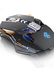 cheap -Wired Gaming Mouse Adjustable Weight DPI Adjustable Backlit Multifunction 1200/1600/2400/3200