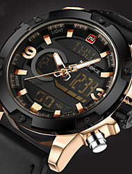 cheap -Men's Sport Watch Fashion Watch Wrist watch Unique Creative Watch Casual Watch Chinese Quartz Water Resistant / Water Proof Genuine