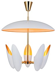 Modern/Contemporary Tiffany Nature Inspired Chic & Modern Chandelier For Living Room Indoors Bedroom AC 220-240V Bulb Included