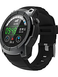 cheap -Smartwatch YYS958 for iOS / Android Heart Rate Monitor / Blood Pressure Measurement / Calories Burned / GPS / Long Standby Pulse Tracker / Stopwatch / Pedometer / Activity Tracker / Sleep Tracker