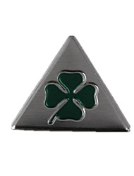 Automotive Emblem For Ke Luzi Mai Rui Bao Metal Material