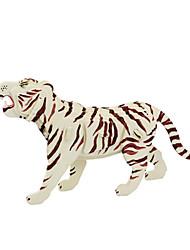 abordables -Puzzles 3D Puzzle Tiger Articles d'ameublement A Faire Soi-Même En bois Bois Classique Enfant Cadeau