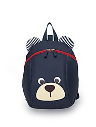 cheap -Kids Bags Canvas Kids' Bag Zipper for Casual Outdoor All Seasons Red Dark Blue Fuchsia Sky Blue