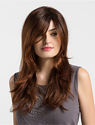cheap -Synthetic Wig Loose Wave Ombre Hair Brown Women's Capless Natural Wigs Long Very Long Synthetic Hair
