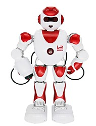 RC Robot Kids' Electronics Infrared Cooper EPS Polyethylene Singing Dancing Walking Remote Control