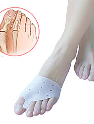 cheap -Foot Bag Toe Separators & Bunion Pad Orthotic Protective Relieve foot pain Posture Corrector Comfortable