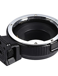 Andoer EF-MFT Auto Focus Electronic Lens Mount Adapter Ring for Canon EOS EF/EF-S Lens to M4/3 Camera Such As for Olympus Panasonic M4/3