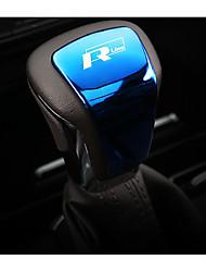 Недорогие -Ручка переключения автомобиля Ручка переключения передач автомобиляforVolkswagen Нержавеющая сталь пластик