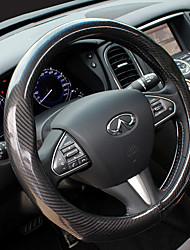 Automotive Steering Wheel Covers(Carbon Fiber)For Toyota Buick BMW Audi Land Rover All years
