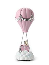 Мячи музыкальная шкатулка Воздушные шары Игрушки Новинки Дерево Куски Универсальные День Святого Валентина Подарок