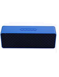 abordables -Mini Estilo Bluetooth Bluetooth 3.0 3.5mm Verde Trébol Negro Wine Azul Claro
