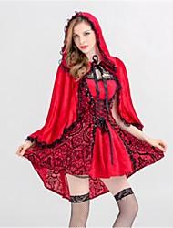 Princesse Conte de Fée Costumes de Cosplay Adulte Halloween Fête / Célébration Déguisement d'Halloween Mode Rétro