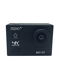 cheap -ZIQIAO SX-V60 720p 1080p 1920 x 1080 2304 x 1296 4254*3264 160 Degree Car DVR 2.0 inch TFT Dash Camforuniversal Motorcycles MINI motion