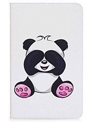 cheap -Panda Pattern Card Holder Wallet with Stand Flip Magnetic PU Leather Case for Samsung Galaxy TAB A 10.1 T580N T585N 10.1 inch Tablet PC