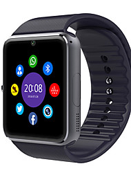 abordables -Smart Watch Caméra Mode Mains-Libres Audio Moniteur d'Activité Bluetooth 3.0 2G Carte SIM