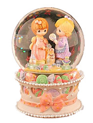 Balls Music Box Toys Cartoon Toughened Glass 1 Pieces Not Specified Birthday Gift