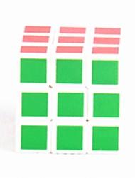 preiswerte -Zauberwürfel 3*3*3 Glatte Geschwindigkeits-Würfel Magische Würfel Puzzle-Würfel Stress und Angst Relief Geschenk Moderne Mädchen